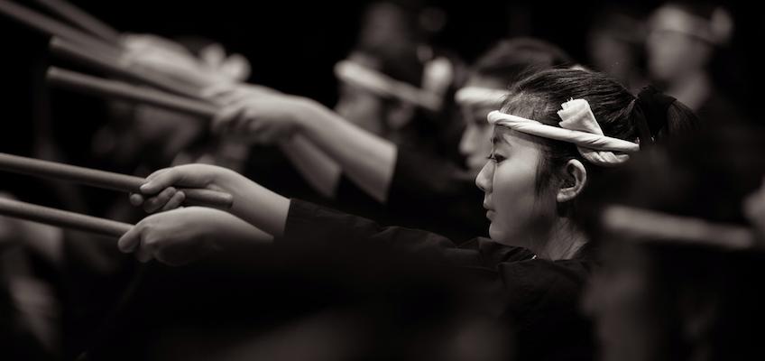 Taiko Drumming Performance Picture - Tsukasa Taiko