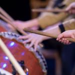 Tsukasa Taiko drumming performance picture